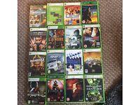 X box games