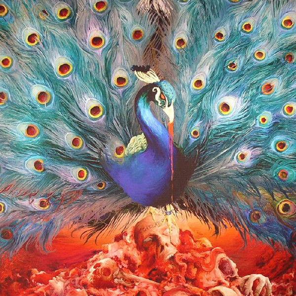 OPETH - Sorceress 2 x LP - Sealed new copy ORANGE VINYL Rare Limited Prog Metal