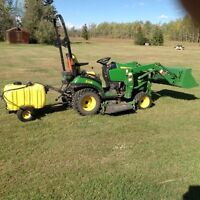 AWESOME ACREAGE TRACTOR