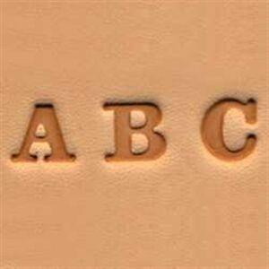 Craftool Easy-To-Do Stamp Set Alphabet 0.6 cm (1/4