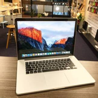 As new MacBook Pro 15'' with retina display 2012 model 256G AU