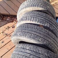 4 Michelin tires $250