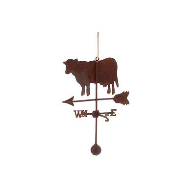 KURT ADLER METAL WEATHERVANE COW FARM THEME CHRISTMAS TREE ORNAMENT](Cow Ornaments)