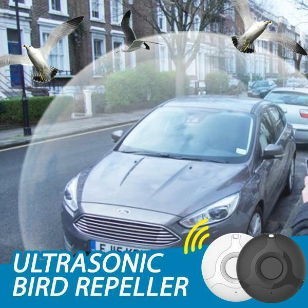 Details about Portable lightweight USB Ultrasonic Pest Bird Animal Repeller  Original Quality