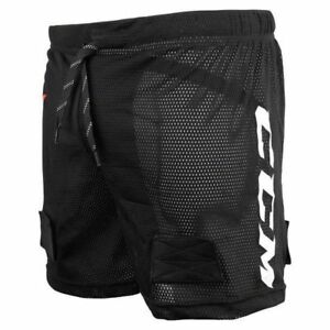 CCM LOOSE MESH JOCK SHORTS WITH CUP