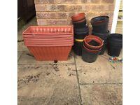 Huge bundle of pots