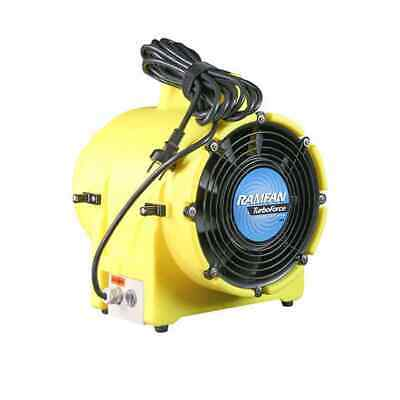 Ramfan Ub20 Confined Space Fanaxial8 In13 Hp115v New