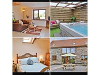 Luxury cottage 4night holiday
