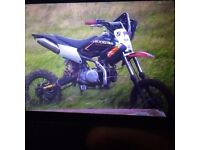 Stomp yx 150 cc