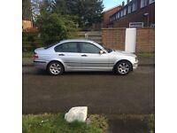 BMW 316 I 02 £700