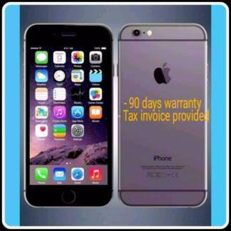 iPhone 6 in 16/64/128 GB Variant Factory Unlocked