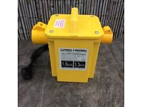 Transformer 3.3 KVA BRAND NEW (can deliver)