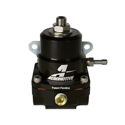 AEROMOTIVE P/N:13139 A1000 GEN2 EFI BILLET FUEL PRESSURE REGULATOR -8AN/-6AN