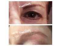 50% SALE Microblading and permanent makeup.