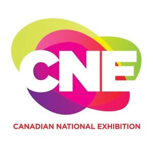 CNE (Canadian National Exhibition) General Admission Tickets