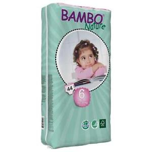 Eco Baby Disposable Diapers Size 6