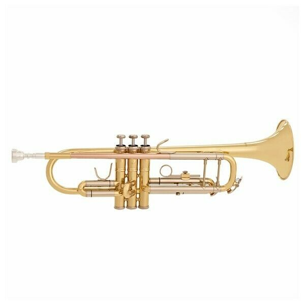 Deluxe Trumpet by Gear4music Gold