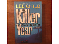 Paperback Collection of Short Stories edited by Lee Child