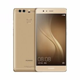 Huawei P9 Plus 64GB Gold + Case & Memory Card
