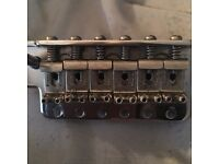 Vintage style Fender Stratocaster Bridge/Tremelo