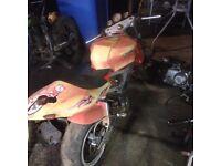 Pit bike LOOK