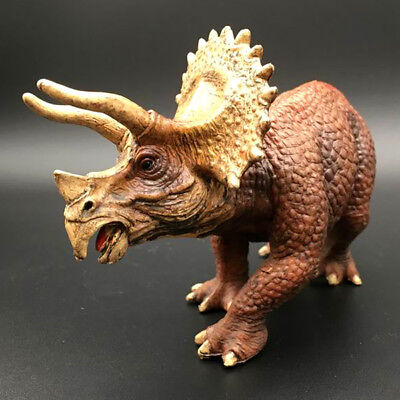Triceratops Toy Dinosaur Figure Educational Collectible Christmas Gift For Boy