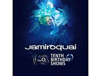 4 x Jamiroquai Tickets London O2 6th December 2017