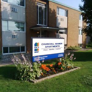Two Bedroom With Balcony - Churchill Manor - Prescott