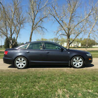 OWNER SELLING 2005 AUDI A6 QUATTRO. BEAUTIFUL CAR