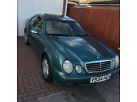 MERCEDES CLK 320 V6 - OFFERS OR SWAPS