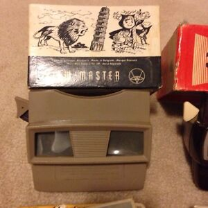 Antique view masters with antique reels Cambridge Kitchener Area image 2