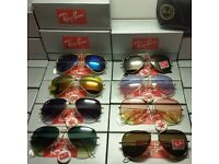 20 Rayban glasses for £150