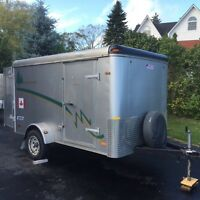 6-10 pace trailer in great shape.