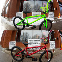 BRAND NEW Hutch BMX @ Harvester Bikes CHEAPEST PRICES IN TORONTO