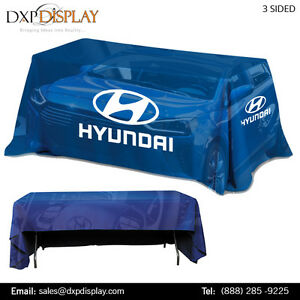 Wholesale Table Covers with Various Printing Options