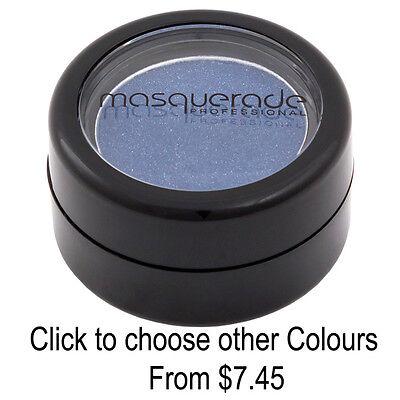 Pressed Shimmer Eyeshadow, (Halloween & Zombie Walk Colours)