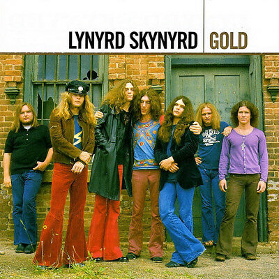 Lynyrd Skynyrd GOLD Best Of 25 Essential Songs GREATEST HITS New Sealed 2 CD