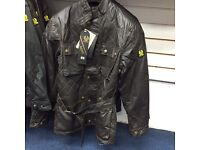 Men's belstaff jackets