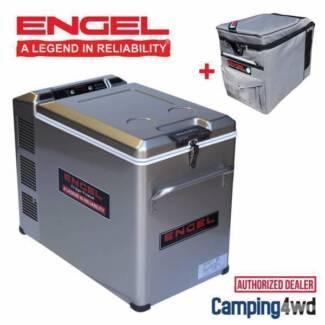 ENGEL 40L PLATINUM DIGITAL FRIDGE FREEZER FREE TRANSIT BAG