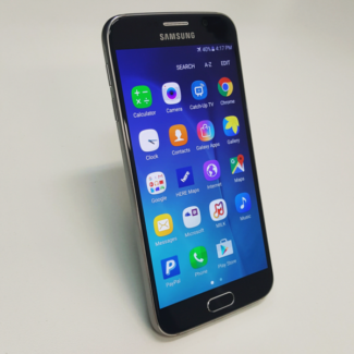 SAMSUNG S6 32GB ON SALE WITH WARRANTY AND TAX INVOICE