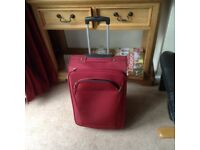 Airline carry on roller bag