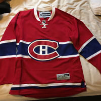 Montreal Canadiens Official Licensed Jersey Medium 100$