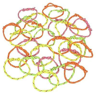 Neon Bracelets (144  NEON FRIENDSHIP BRACELETS, VENDING, PARTY FAVOR, PINATAS, REDEMPTION,)