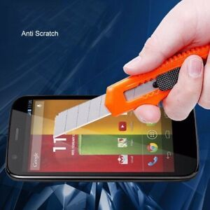 Tempered Glass screen protector for Motorola Moto cell phone