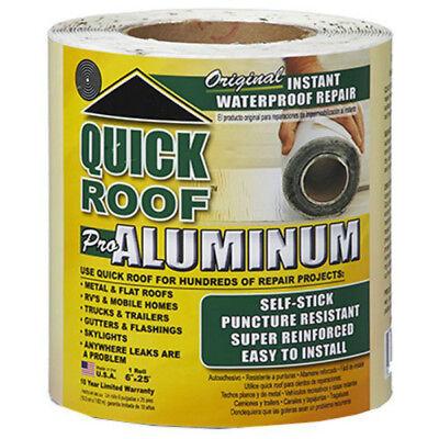 Quick Roof Qr625 Pro Aluminum Instant Waterproof Repair 6 X 25