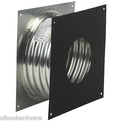 3 Quot Galv Insulated Type L Pellet Furnace Stove Pipe Flue
