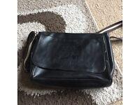 black diesel bag