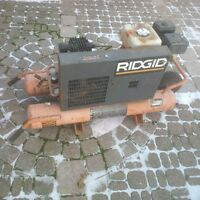 Ridgid Wheelbarrow Compressor