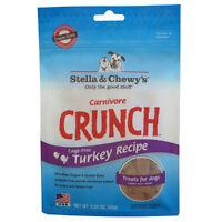 S> Stella & Chewy's Carnivore Crunch Turkey Treats @ just $8.50