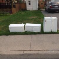 Free cupboards